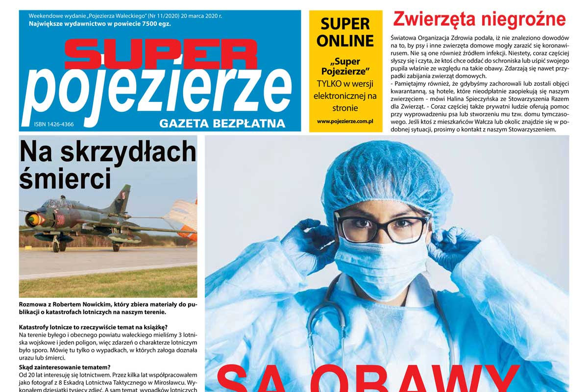 Super Pojezierze nr 11/2020