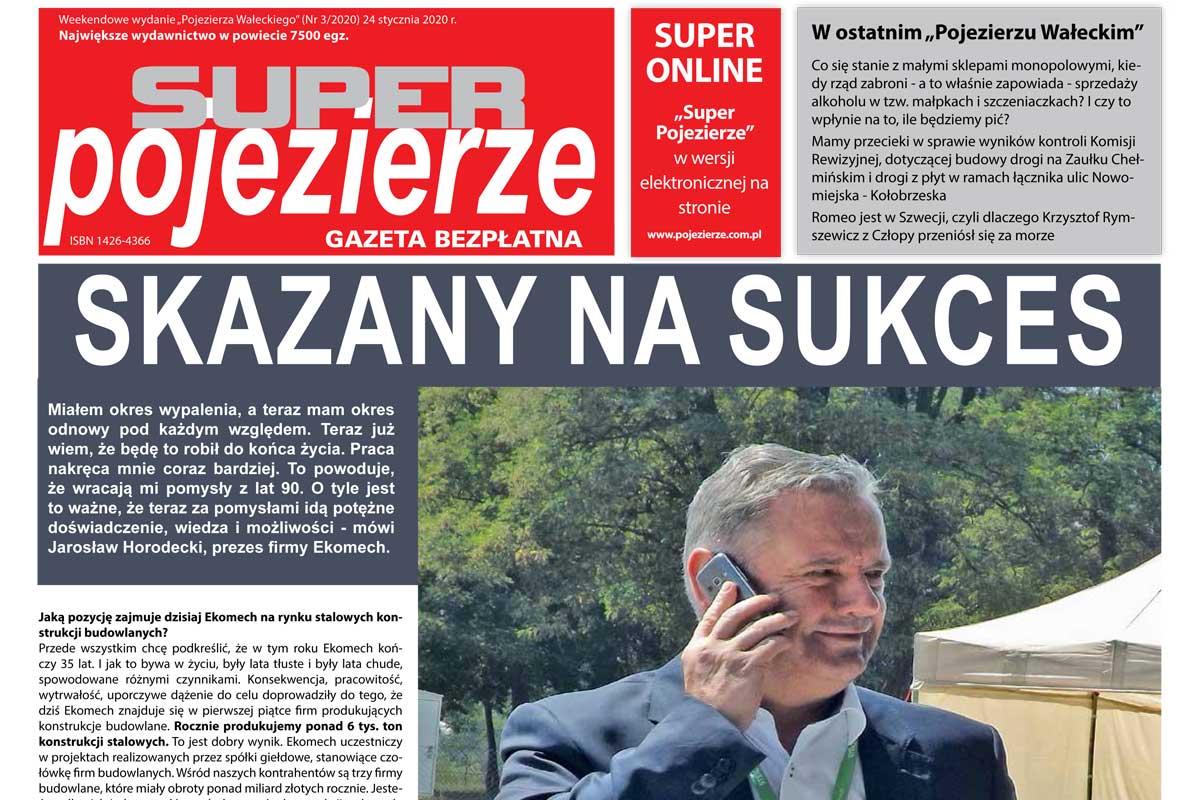 Super Pojezierze 3/2020
