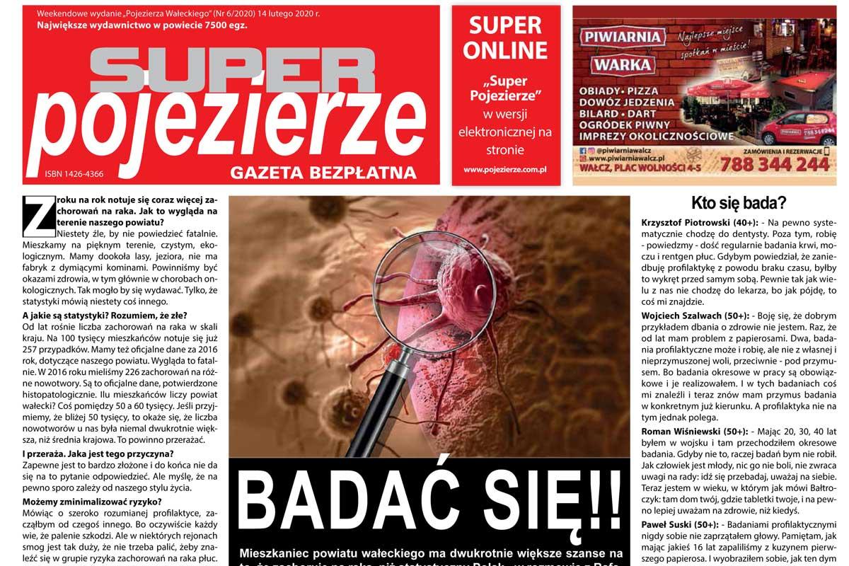 Super Pojezierze nr 6/2020