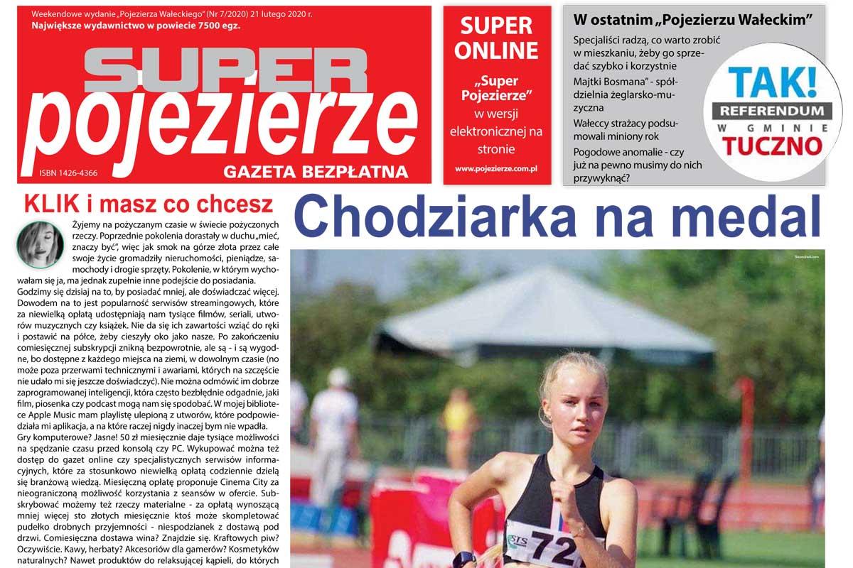 Super Pojezierze nr 7/2020