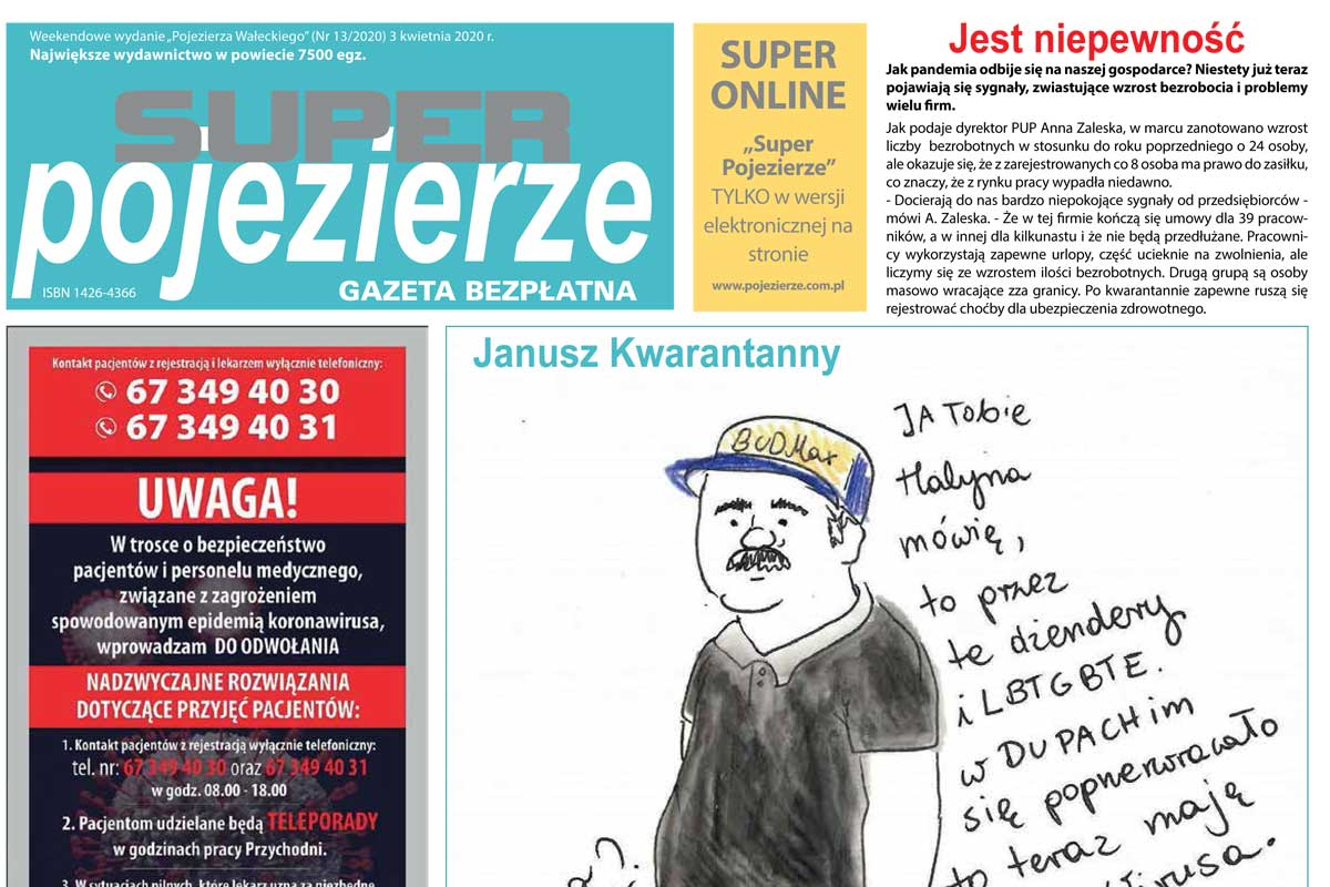 Super Pojezierze nr 13/2020
