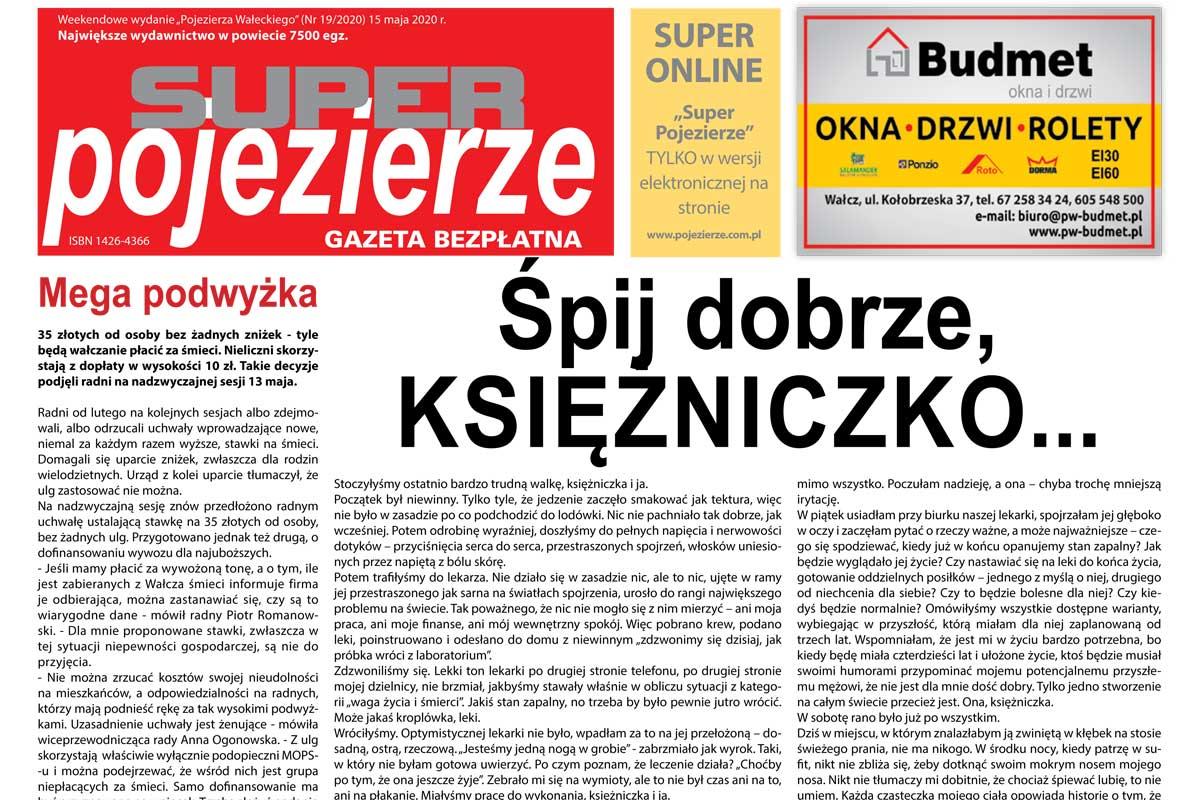 Super Pojezierze nr 19/2020