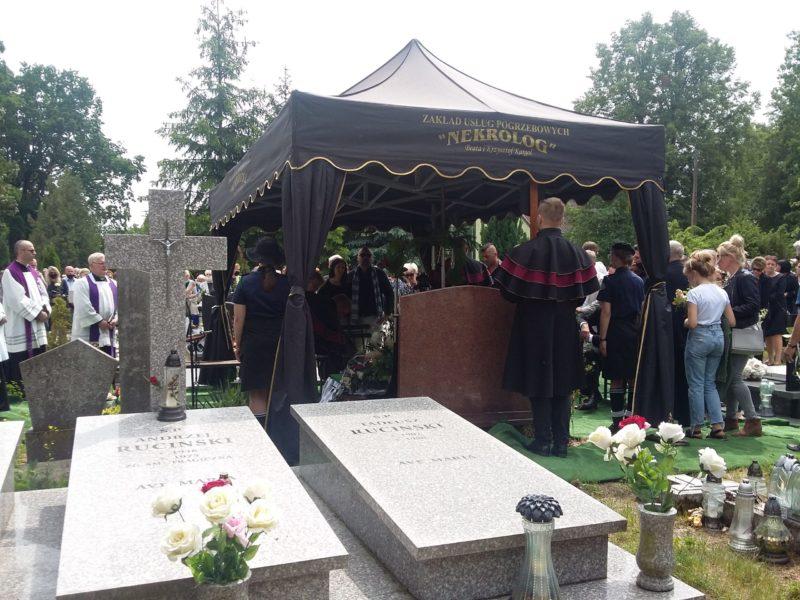 Pożegnanie J. Kontowicz-Łuszczyk