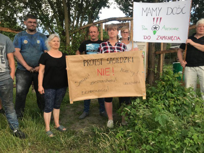 Protest sąsiedzki