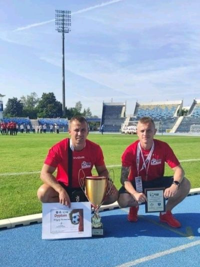Duży sukces wałeckich piłkarzy