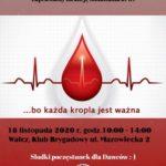 Oddaj krew!