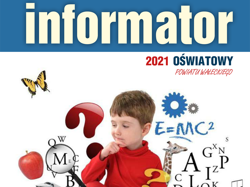 Read more about the article Informator Oświatowy 2021