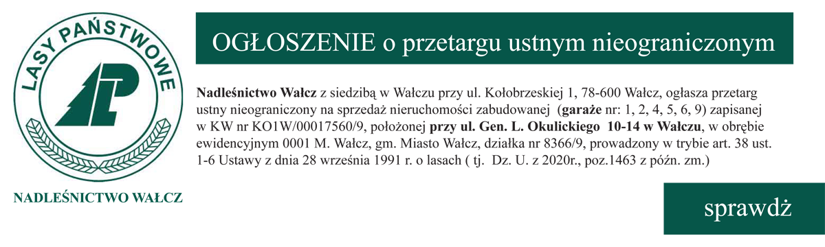 Read more about the article Nadleśnictwo Wałcz